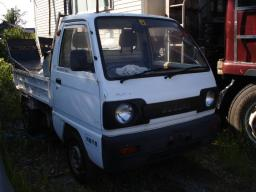Used Suzuki CARRY DUMP