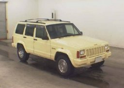 Chrysler Cherokee used car