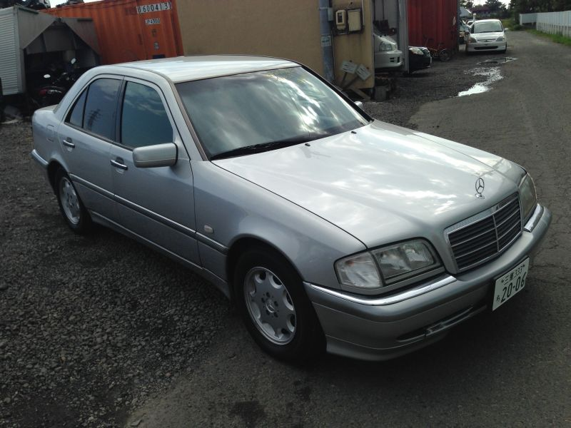 Mercedes benz c class c240 1999 used for sale for Mercedes benz c class c240