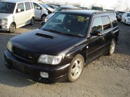 Subaru FORESTER S Turbo