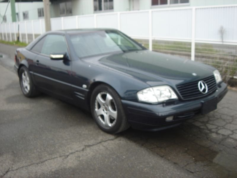 Mercedes benz sl 320 1997 used for sale for Used mercedes benz sl for sale