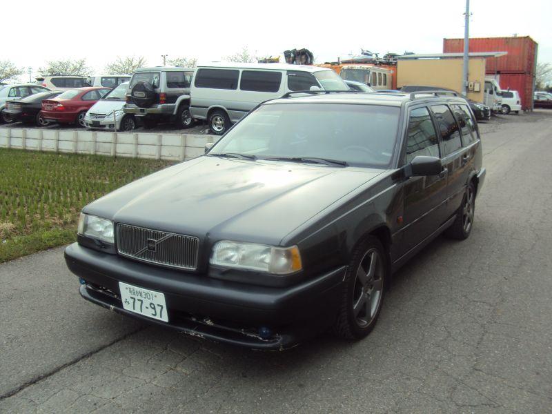 volvo 850 estate wagon 1994 used for sale. Black Bedroom Furniture Sets. Home Design Ideas