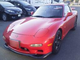 Mazda RX-7 used car