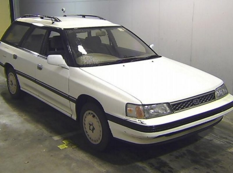 subaru legacy touring wagon 4wd tz 1990 used for sale. Black Bedroom Furniture Sets. Home Design Ideas