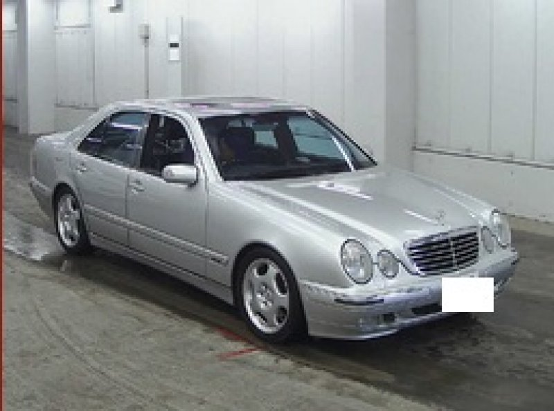 Mercedes Benz E430 Avantgarde 2002 Used For Sale