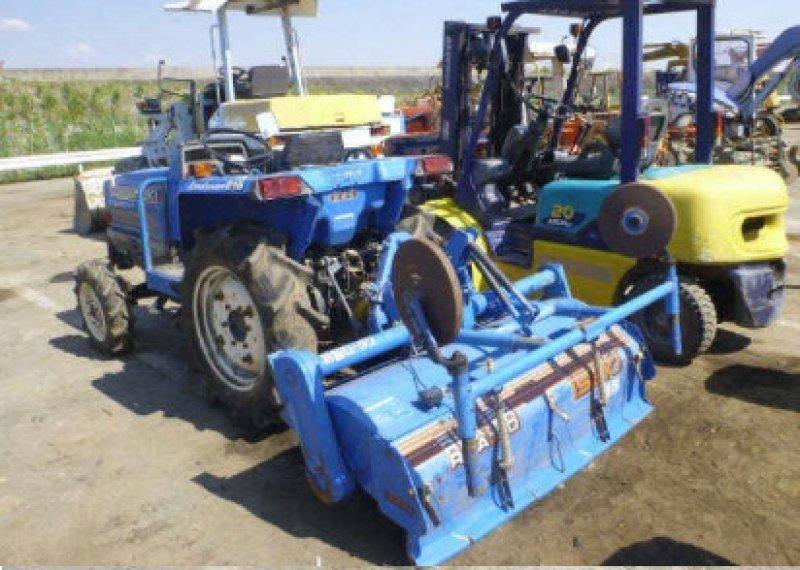 Iseki Tractor Salvage : Iseki tractor landleader n a used for sale