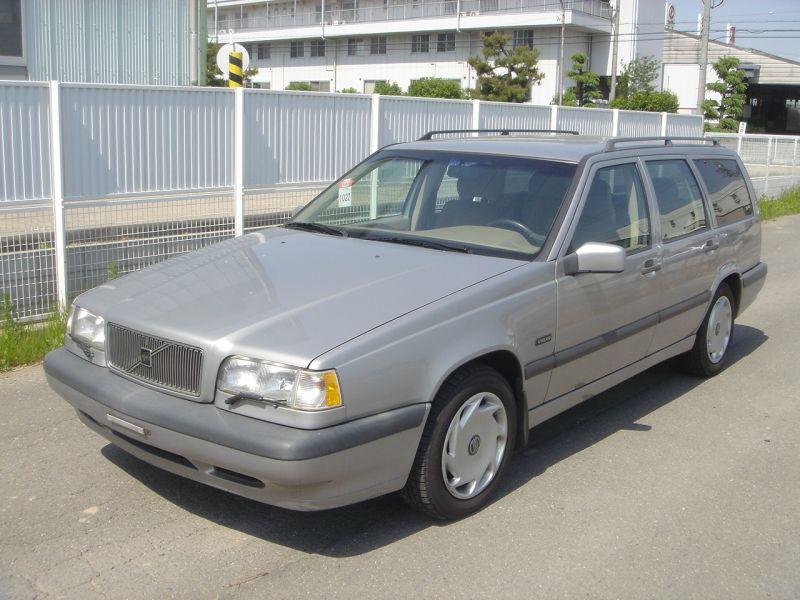 volvo 850 gle estate wagon 1996 used for sale. Black Bedroom Furniture Sets. Home Design Ideas