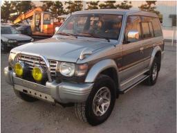 Mitsubishi PAJERO SUPER EXCEED