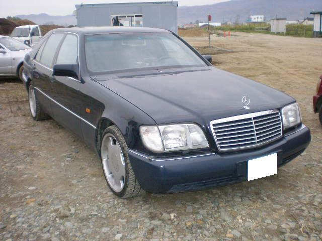mercedes benz 600sel s600l 1993 used for sale