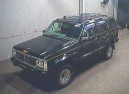 Chrysler Cherokee used car