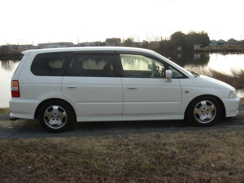 honda odyssey l 1999 used for sale. Black Bedroom Furniture Sets. Home Design Ideas