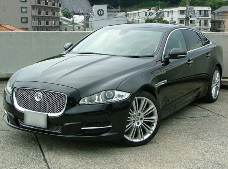 jaguar xj 2010 used for sale. Black Bedroom Furniture Sets. Home Design Ideas