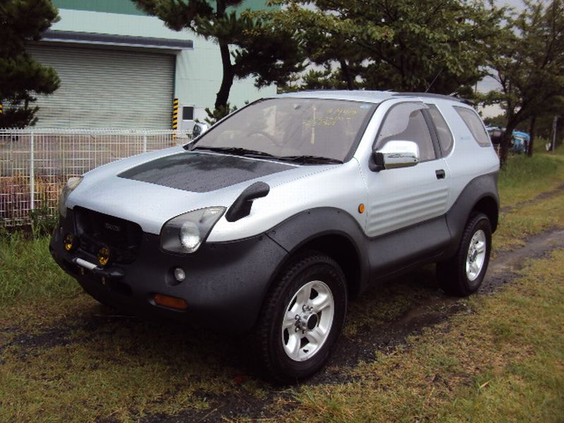 isuzu vehicross 1997 used for sale. Cars Review. Best American Auto & Cars Review