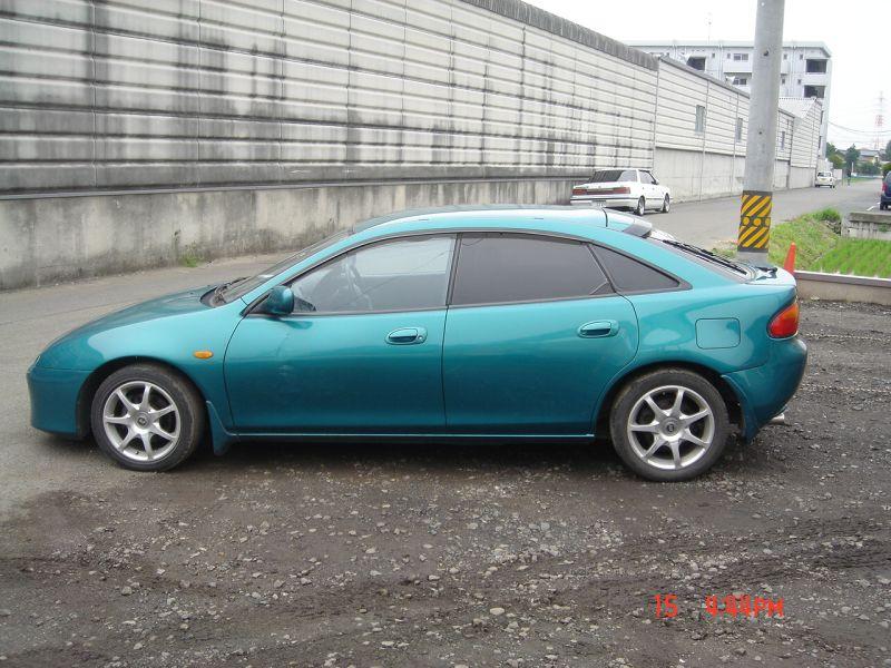 Mazda Lantis 5d  1993  Used For Sale