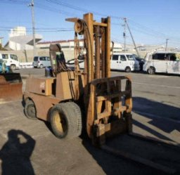 Used Toyota 2 ton forklift