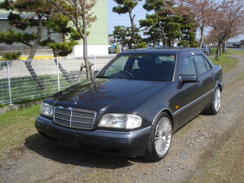 Mercedes benz c220 amg 18 inc wheel 1995 used for sale for Used mercedes benz rims for sale