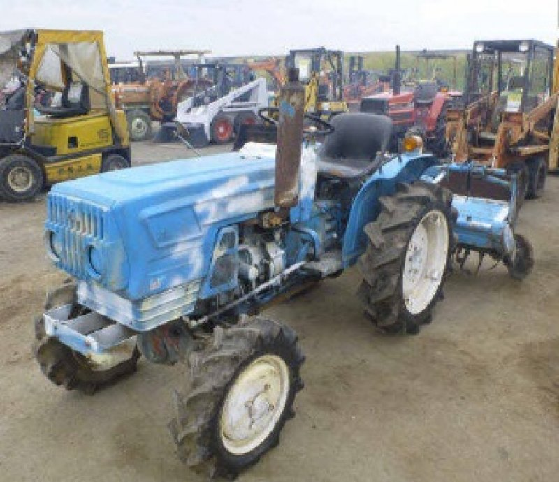 Mitsubishi Tractor 2454 : Mitsubishi tractor d fd n a used for sale