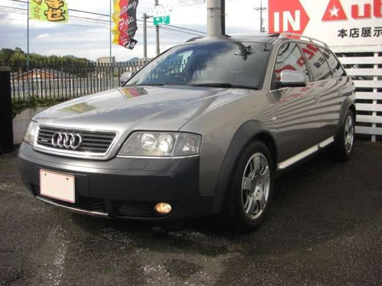 audi allroad 2001 used for sale. Black Bedroom Furniture Sets. Home Design Ideas