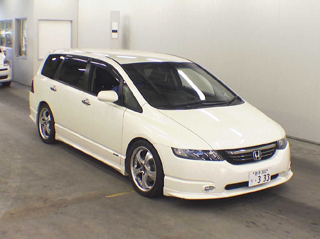 honda odyssey 2 4 2003 used for sale. Black Bedroom Furniture Sets. Home Design Ideas