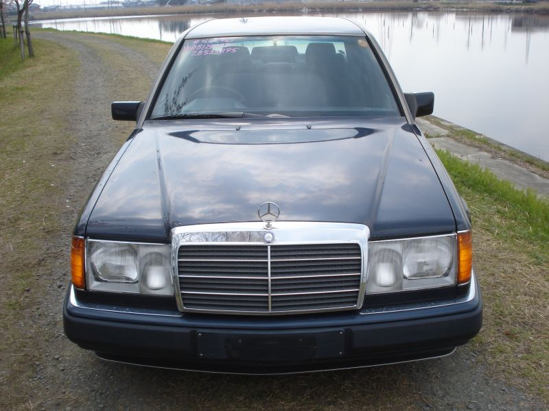 Mercedes benz 230e 1991 used for sale for Mercedes benz 230e