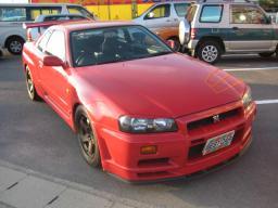 Nissan Skyline Coupe GT-R Vspec