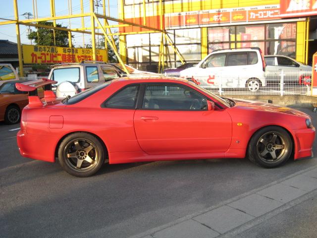Nissan Skyline Gt R Vspec 1999 Used For Sale