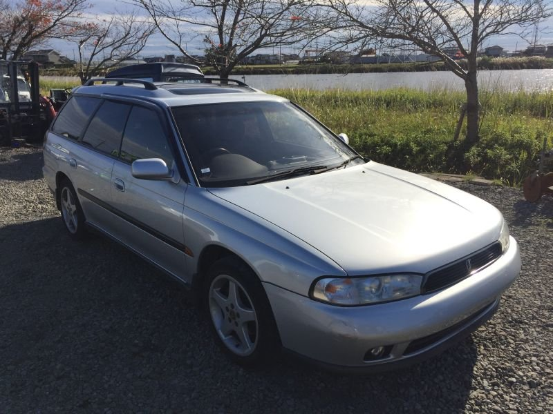 subaru legacy wagon 1995 used for sale. Black Bedroom Furniture Sets. Home Design Ideas