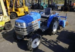 Iseki TRACTOR used car