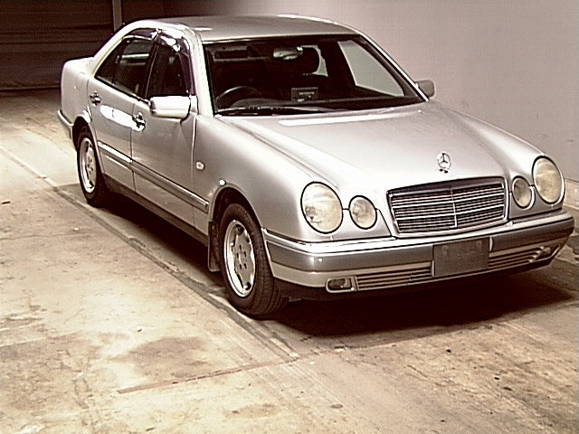 Mercedes benz e230 1997 used for sale for Mercedes benz approved oil list