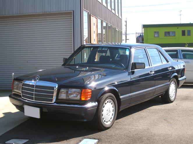 Mercedes benz 300se s class 1990 used for sale for Mercedes benz 300se for sale