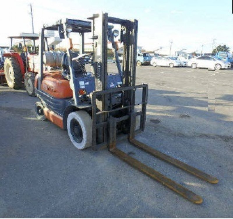 Toyota Forklift For Sale: Toyota Forklift 6FGL25, N/A, Used For Sale