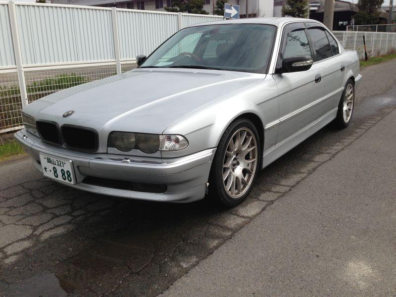 Used Bmw Toronto >> BMW 740I , 2000, used for sale