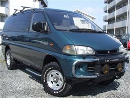 Mitsubishi DELICA SPACE GEAR SUPER EXCEED