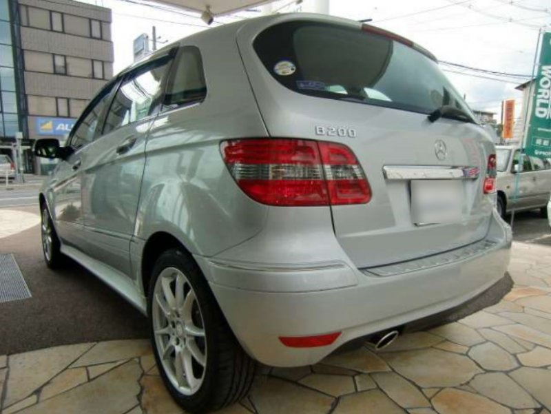 Mercedes benz b200 2009 used for sale for Mercedes benz b200 aftermarket parts