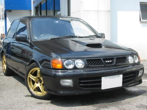 Toyota STARLET GT TURBO, 1994, used for sale (STARLET GT