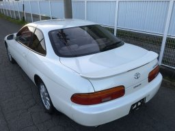 Toyota Soarer Japan Partner Review