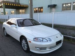 Toyota Soarer review