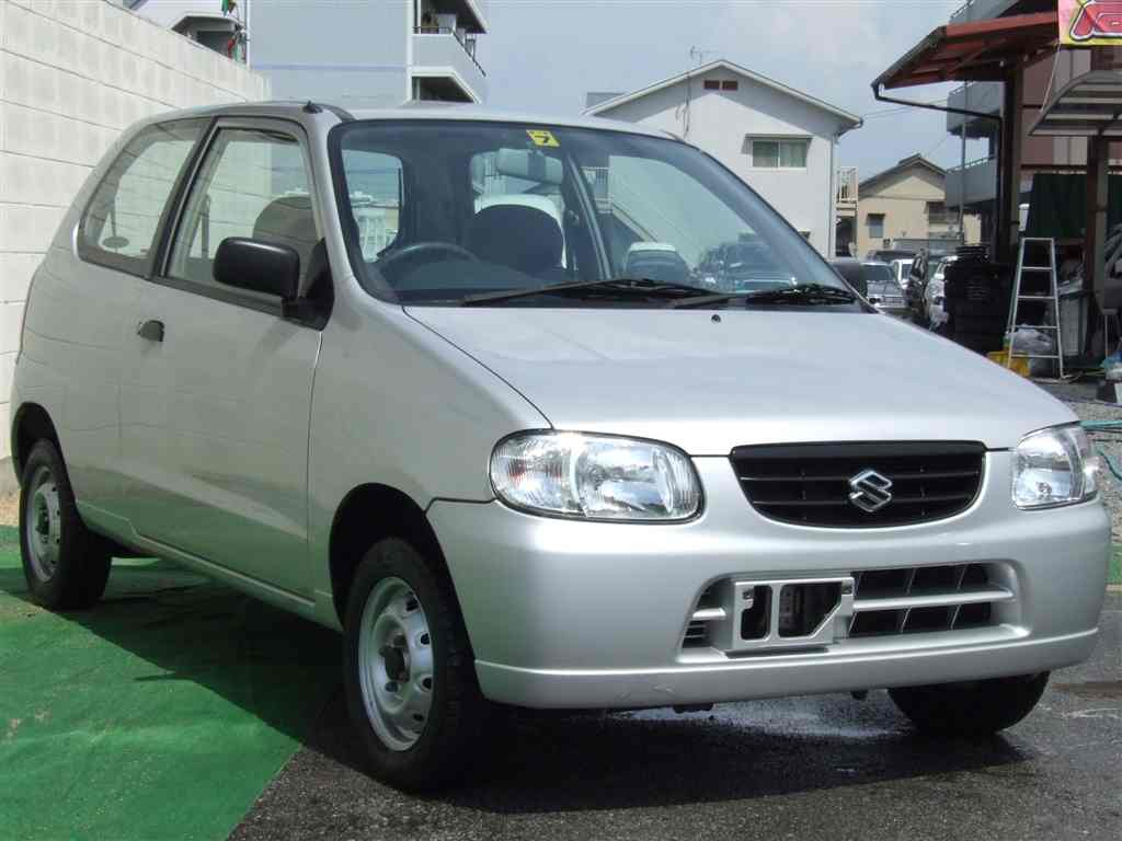 Japan Car Brand >> Suzuki Alto VS, 2003, used for sale