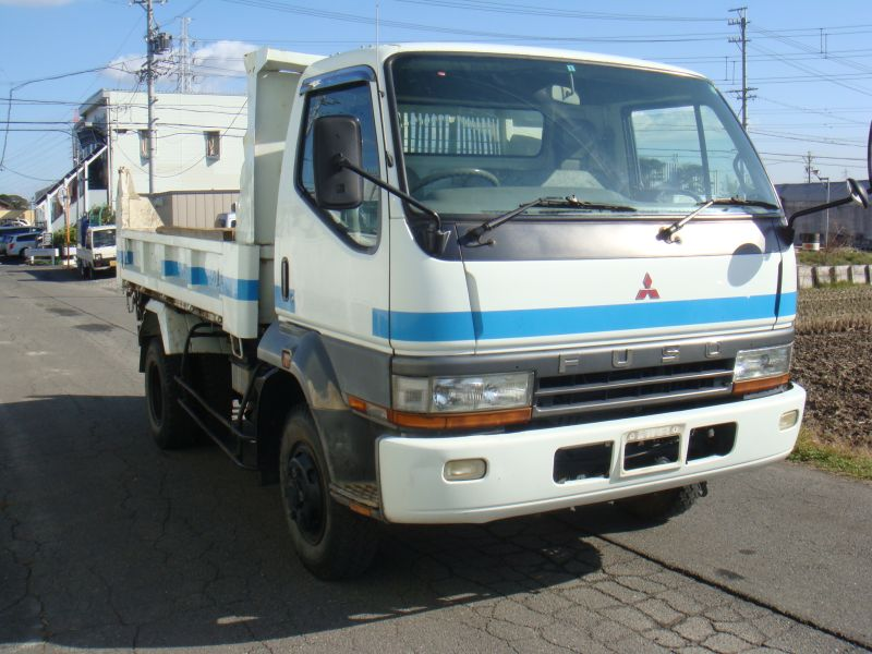 mitsubishi fuso truck miniyon 1997 used for sale. Black Bedroom Furniture Sets. Home Design Ideas