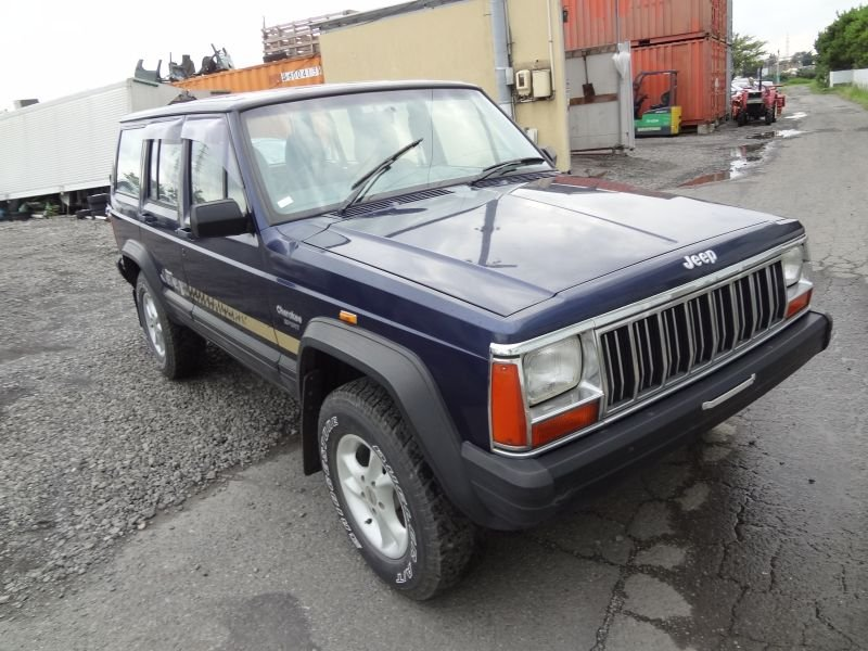 jeep cherokee xj 1996 used for sale. Black Bedroom Furniture Sets. Home Design Ideas