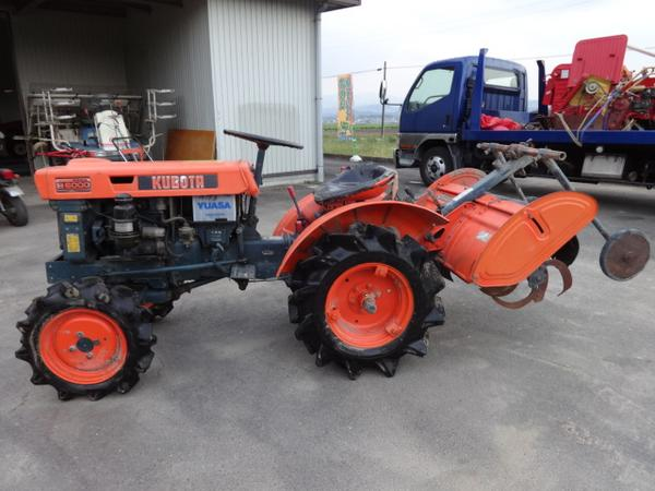 Old Kubota Parts : Kubota tractor b n a used for sale