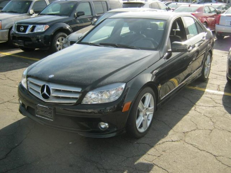 Mercedes benz c class c300 2010 used for sale for Mercedes benz c class 2010 for sale
