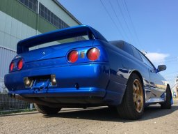 Nissan SKyline GTS-T Type M Japan Partner review
