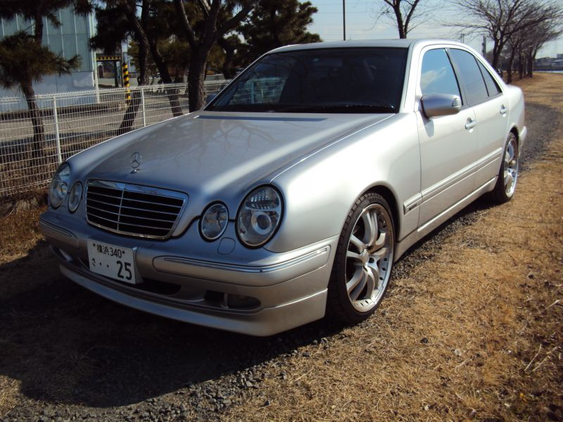 Mercedes benz e320 avant garde 2001 used for sale for 2001 mercedes benz e320