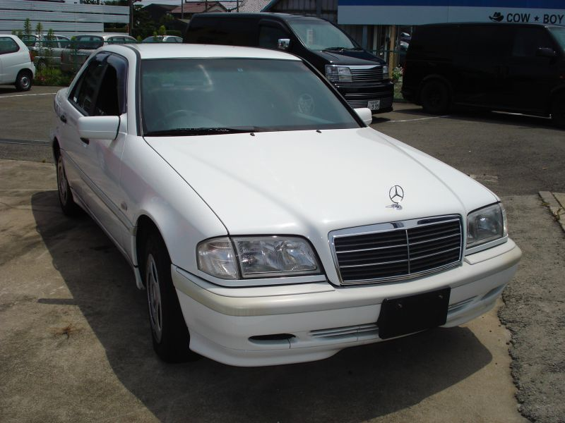 Mercedes benz c200 c class 1999 used for sale for Used c class mercedes benz for sale