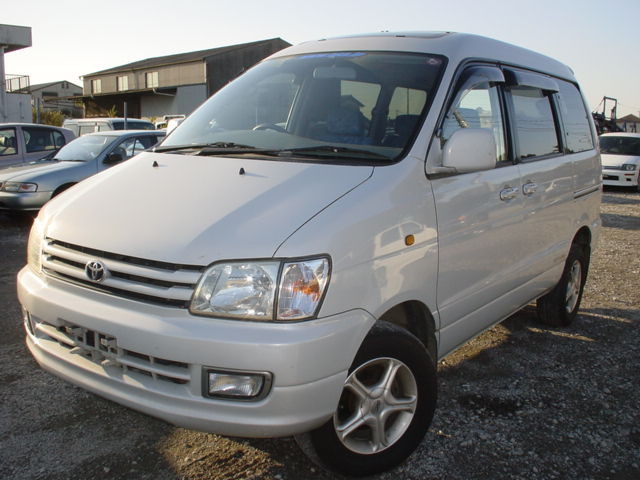 Toyota Townace Noah Super Extra 1997 Used For Sale