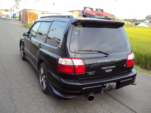 2001 subaru forester manual transmission for sale