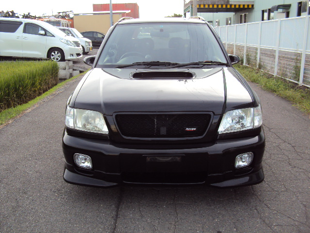 subaru forester s turbo 2001 used for sale. Black Bedroom Furniture Sets. Home Design Ideas