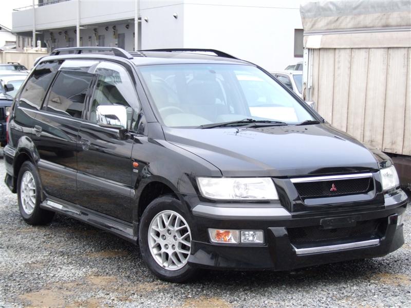 mitsubishi chariot grandis   1998  used for sale 1998 Mitsubishi Chariot Grandis 2001 Mitsubishi Chariot Grandis