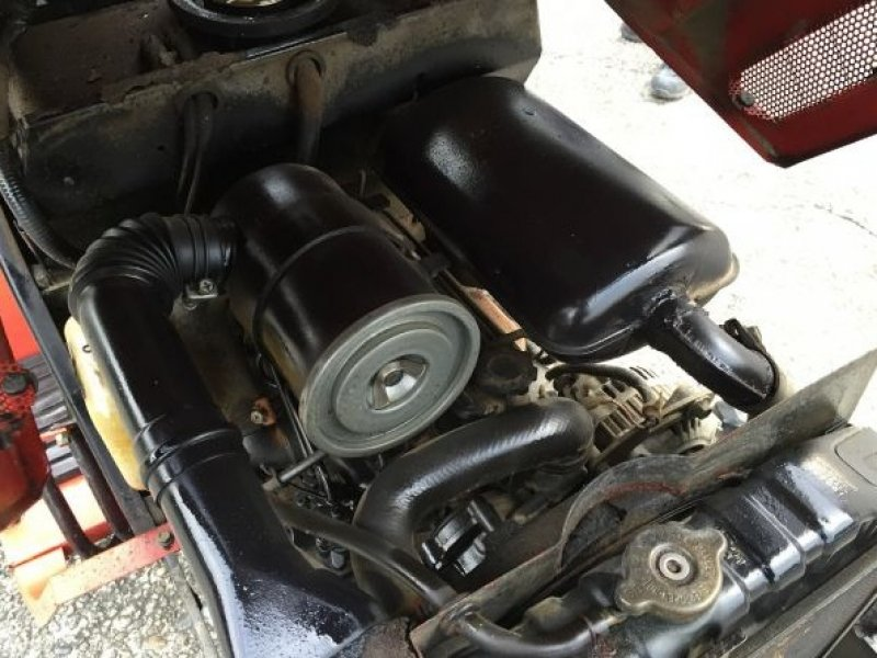 Mitsubishi Tractor Mt2201 Parts : Mitsubishi tractor mt n a used for sale